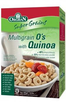 Orgran quinoa ontbijt meergrn 300g