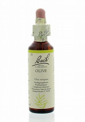 Bach Olive / olijf 20ml