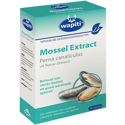 Wapiti Mossel extract 30ca