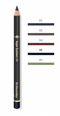 Hauschka Kajal eyeliner 05 zwart 1.15g