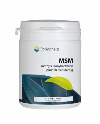Springfield MSM Lignisul 120tab