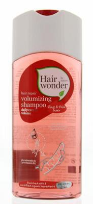 Hennaplus hairwonder shampoo volumizer 200ml