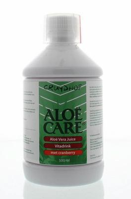 Aloe Care Vitadrink met cranberry 500ml