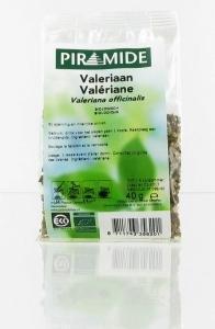 Piramide Valeriaanwortel gesneden thee eko 40g