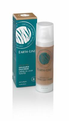 Earth-Line Dagcreme gekleurd sport 35ml