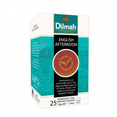 Dilmah English Afternoon Classic 25stuks