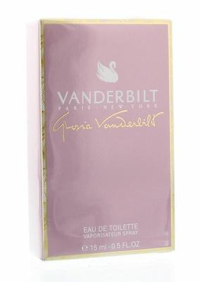 Gloria Vanderbilt Eau De Toilette Vapo Vrouw 15ml