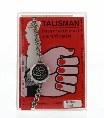 Sos Talisman SOS armband RVS compleet vrouw vrouw