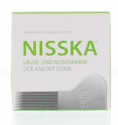 Nisska Haarkam anti-hoofdluis
