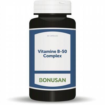 Bonusan Vitamine B50 complex 60cap