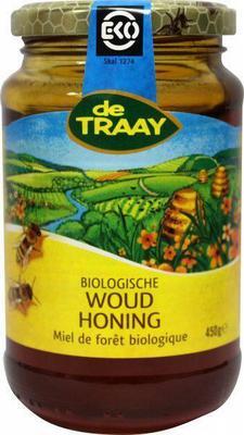 Traay Woud honing eko 450g