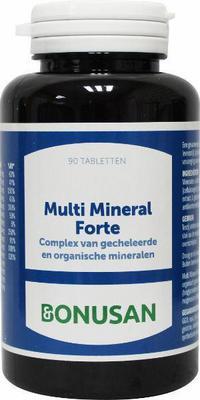 Bonusan Multi mineral forte 90tab
