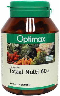 Optimax Totaal 60 + 120caps