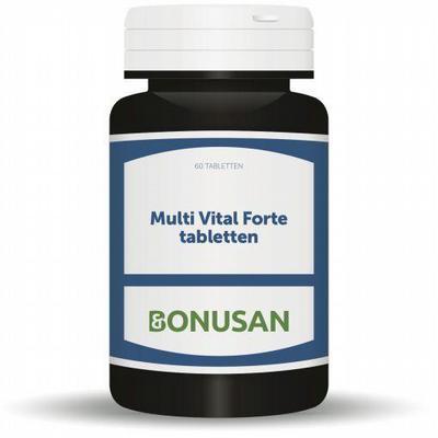 Bonusan Multi vital forte 60tab