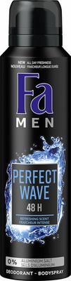 Fa Men Deodorant Deospray Perfect Wave 150ml