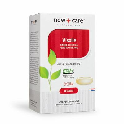 New Care Visolie 60cap