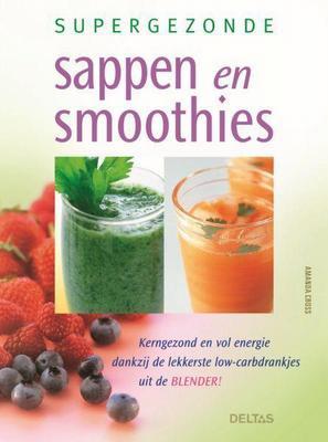 Supergezonde Sappen En Smooth Boek