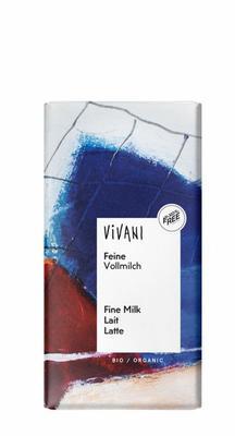 Vivani Chocolade melk 100g