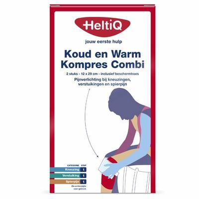 Heltiq Koud En Warm Kompres Combi Stuk
