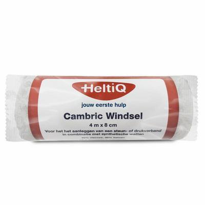 Heltiq Windsel Cambric 4mx8cm Stuk