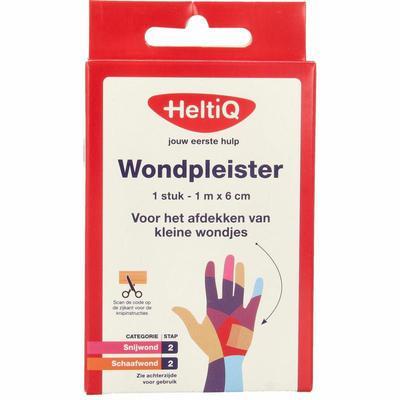 Heltiq Wondpleister 1 m x 6 cm 1st