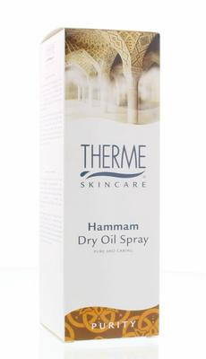 Therme Dry oil spray hammam 125ml