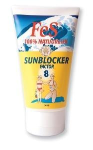 Vedax fes sunblocker factor 8