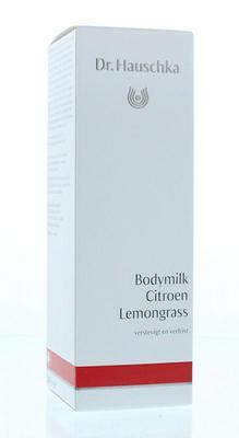 Dr Hauschka Bodymilk Citroen Lemongrass 145 ml