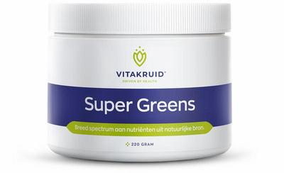 Vitakruid Super greens 220g