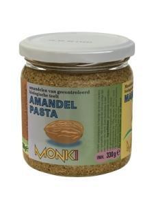 Monki Amandelpasta met zout 330g
