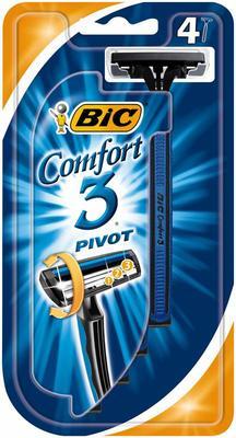 Bic Comfort 3 4 Stuks