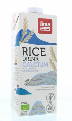 Lima Rice drink original & calcium 1000ml