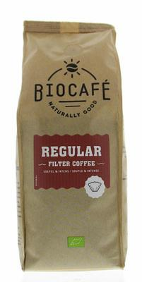 Biocafe Rood 500g