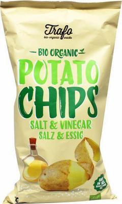 Trafo Chips Salt and Vinegar 125g