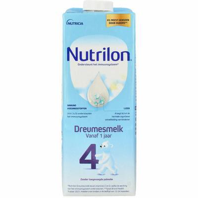 Nutrilon 4 Peuter Dreumesmelk vanaf12mnd 1000ml