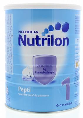 Nutrilon Zuigelingenvoeding 1 Pepti 800 GR