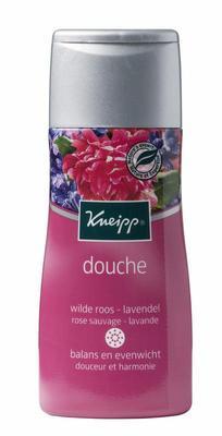 Kneipp Douche Creme Wilde Roos Lavendel 200ml