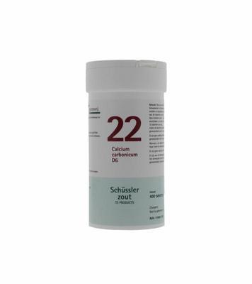 Pfluger Calcium carbonicum 22 D6 Schussler 400tb