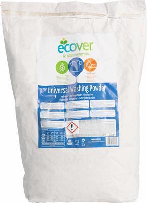Ecover Waspoeder wit-universal 7,5kg
