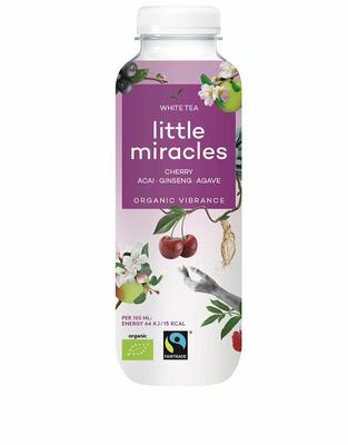 Little Miracles White Tea Bio 330ml