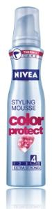 Nivea Styling Mousse Color Protect 150ml