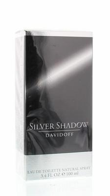 Silver shadow eau de toilet men
