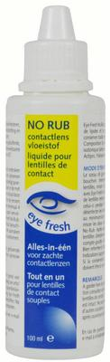 Eyefresh Lenzenvloeistof Allin1 No Rub 100ml