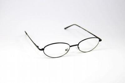 Leesbril Universeel Zwart Metaal +3,00 Stuk