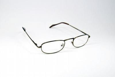 Leesbril Universeel Bruin Metaal +3,00 Stuk