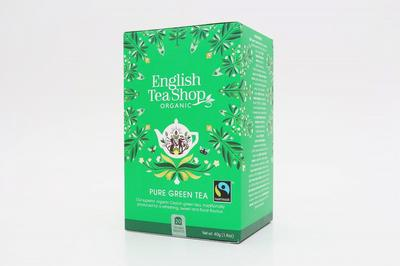 English Teashop Green Tea Bio 20st
