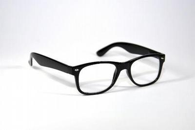 Leesbril zwart glans +3.00