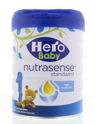 Herobaby 1 nutrasense standaard
