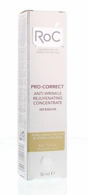 ROC Pro correct intense anti wrinkle concentrate 30ml