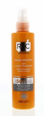 Roc Soleil-Protect melk hoge tolerantie SPF50+